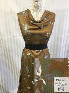 14859 YHX 5116 Brown Green Grey
