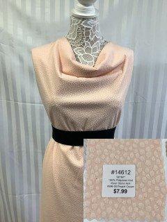 14612 River Stone Knit Peach Cream