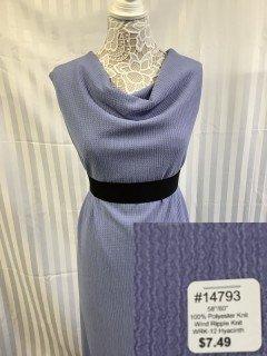 14793 Wind Ripple Knit Hyacinth