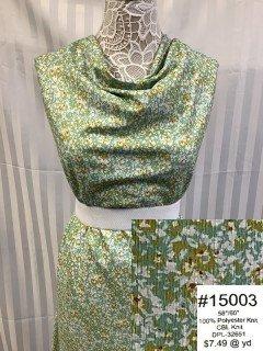 15003 CBL Knit Green Sage