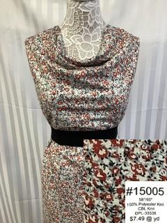 15005 CBL Knit Brown Grey