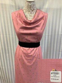 15081 Knit Red Violet