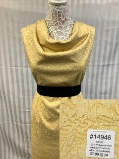 14946 Window Frost Knit Sunkissed