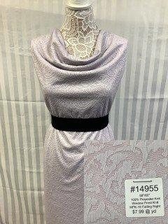 14955 Window Frost Knit Falling Night
