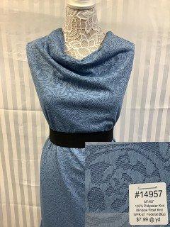 14957 Window Frost Knit Federal Blue