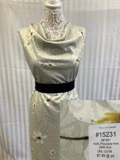 15231 WFK Knit Ivory
