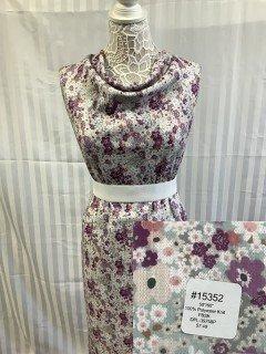 15352 FBSK Pink white Purple
