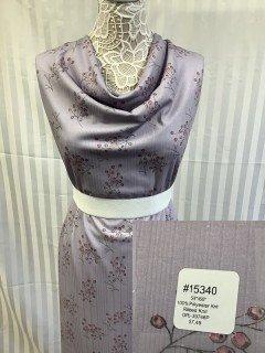 15340 Ribbed Knit  Violet