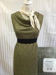 14467 Fall Glitter Sweater Knit Embossed