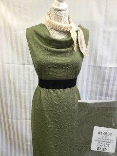 14534 Windtossed Leaf Knit