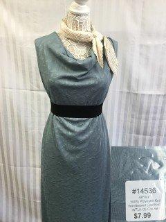 14536 Windtossed Leaf Knit