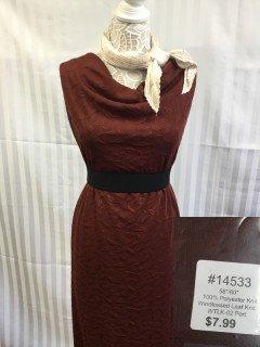 14533 Windtossed Leaf Knit