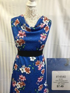 14540 Classic Look Knit Emboss