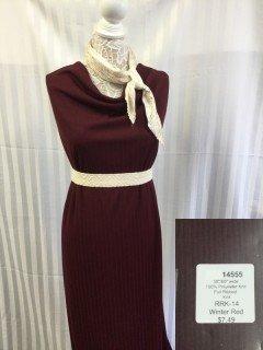14555 Full Ribbed Knit