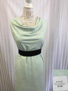 14167 Summer Embossed Glitter Knit