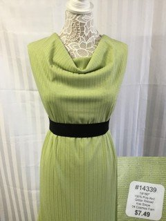 14339 Glitter Ribbed Knit Stripe