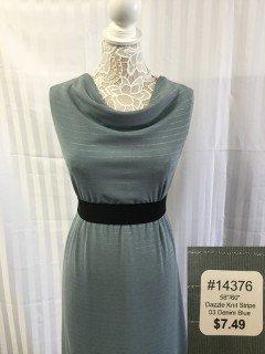 14376 Dazzle Knit Stripe