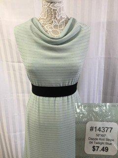 14377 Dazzle Knit Stripe