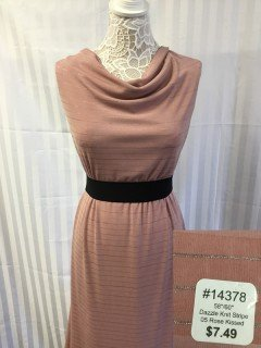 14378 Dazzle Knit Stripe