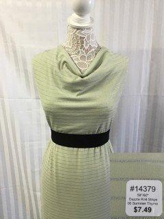 14379 Dazzle Knit Stripe