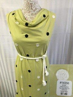 14356 Tee Shirt Knit Dot