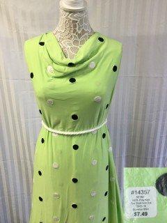 14357 Tee Shirt Knit Dot