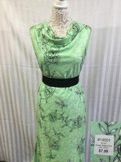 14501 Dressy Elegant Knit