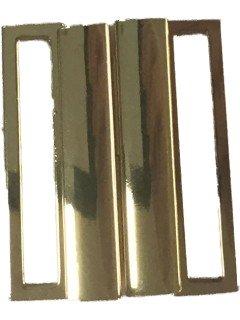 Buckle 169 1 1/5 Brass Clasp