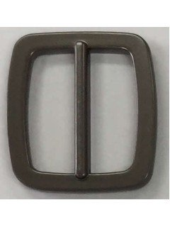 Buckle 1 in. Charcoal