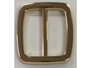 Buckle 1 in. Shiny Gold