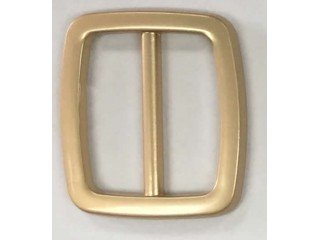 Buckle 1 in. Brushed Gold