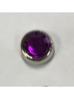 1433 Brad Silver Purple