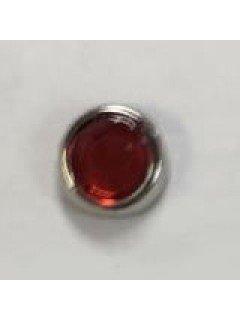 1434 Brad Silver Ruby