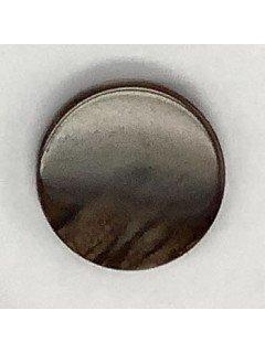 1509 Plastic Button Brown