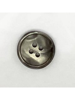 1521 Plastic Button Light Brown