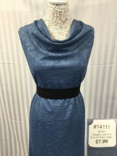 14111 Ragged Leaf Knit