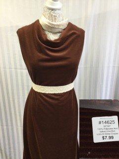 14625 Velvet Line Knit Deep Copper