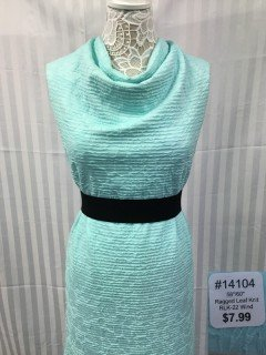 14104 Ragged Leaf Knit