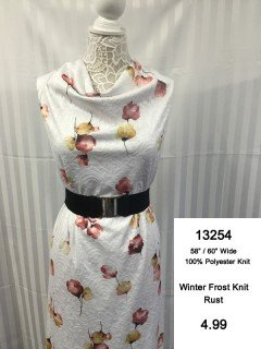 13254 Winter Frost Knit