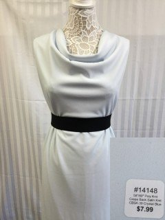 14148 Crepe Back Satin Knit