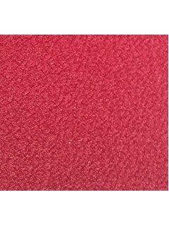 Satin- Shiny Satin Back Crepe Cranberry