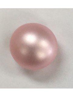 Button 982 Plastic pearl shiny 0.5