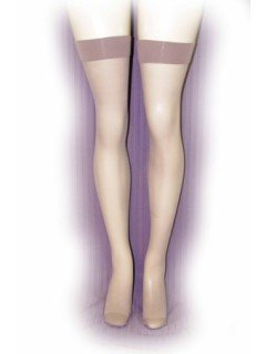 Heavy Thigh Hi- Town Taupe