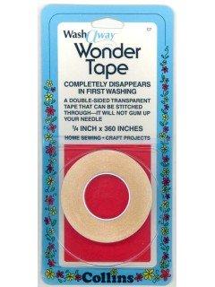 Wash a Way Wonder Tape
