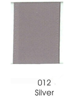 "Ribbon 1.5"" Single Face Satin 012 Silver"