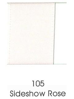 "Ribbon 1.5"" Single Face Satin 105 Sideshow Rose"