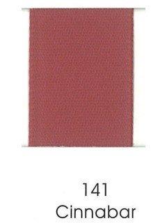 """Ribbon 1.5"""" Single Face Satin 141 Cinnabar"""