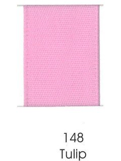 "Ribbon 1.5"" Single Face Satin 148 Tulip"