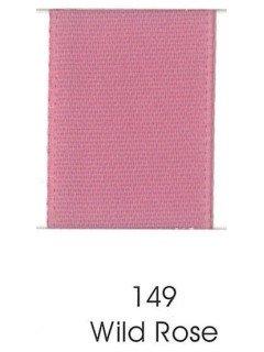 "Ribbon 1.5"" Single Face Satin 149 Wild Rose"