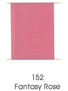 "Ribbon 1.5"" Single Face Satin 152 Fantasy Rose"